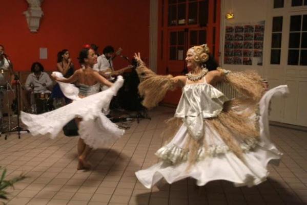 26 novembre 2016: musiques et danses brésiliennes en hommage à Olivia et en soutien à la recherche