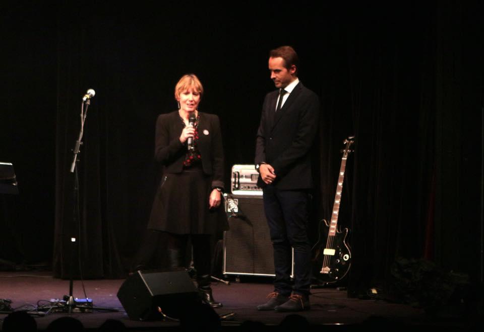 27 novembre 2017: un superbe spectacle-hommage à Olivia au théâtre Rive Gauche!