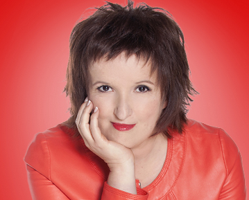 "SOUTIEN. Anne Roumanoff est la marraine de l'association ""Olivia for ever"""