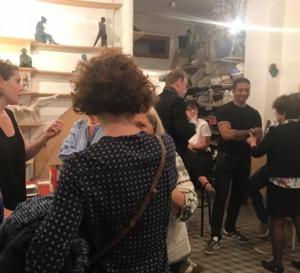 """INVITATION. vendredi 25 mai 2018: expo-vente de sculptures pour """"Olivia for ever"""" au profit de la recherche"""