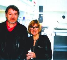 """""""Dans la peau d'un chercheur"""" ou le difficile parcours du combattant contre le cancer du docteur Grill et des  équipes de l'Institut Gustave Roussy"""